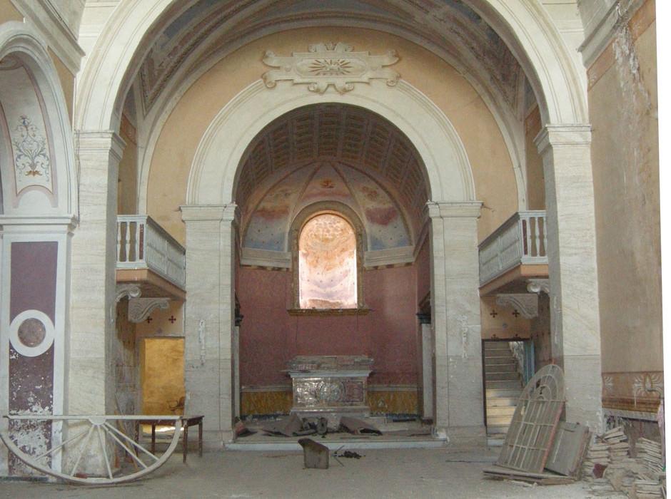 Welltech s r l restauro di villa savoya e villa maraini for Ministero interno r